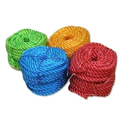 Colourful Nylon Rassi, Length: 500 mm